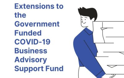 Extensions to funding